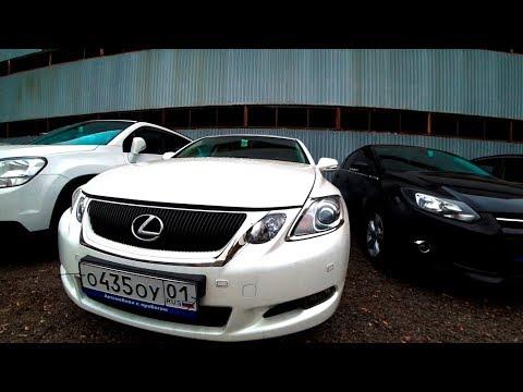 Осмотр Lexus GS 300, 2010 года