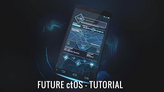 Future ctOS - UCCW skin/theme Tutorial (Android)