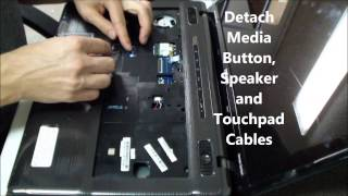 Toshiba P775 AC DC Power Jack Repair