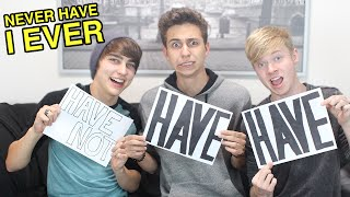 Never Have I Ever! ft. Sam & Colby!