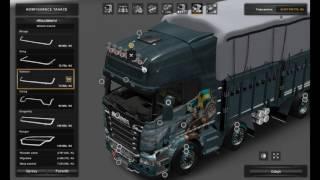 getlinkyoutube.com-[ETS2]Euro Truck Simulator 2 Scania R500 8×4