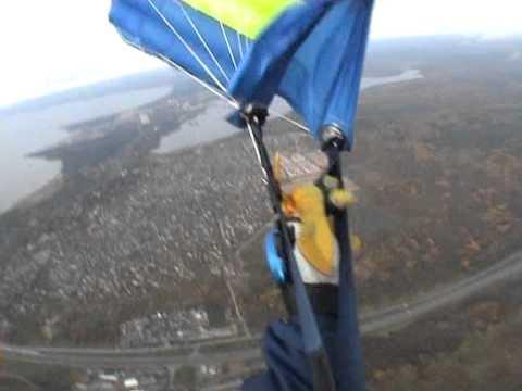 skydive. новый ролик