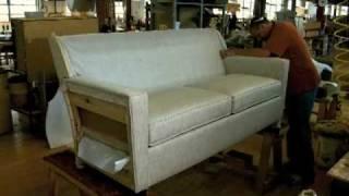 getlinkyoutube.com-Timelapse: Lean Manufacturing at Hallagan Furniture