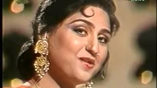 Anjuman Song Tere Bajre di RakhiPTV)Live