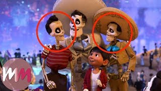 Top 10 Coco Easter Eggs You Never Noticed