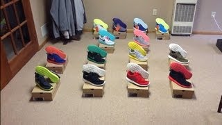 getlinkyoutube.com-Nike Roshe Run Collection!