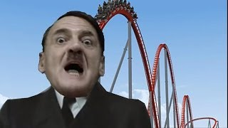 getlinkyoutube.com-Hitler on the rollercoaster
