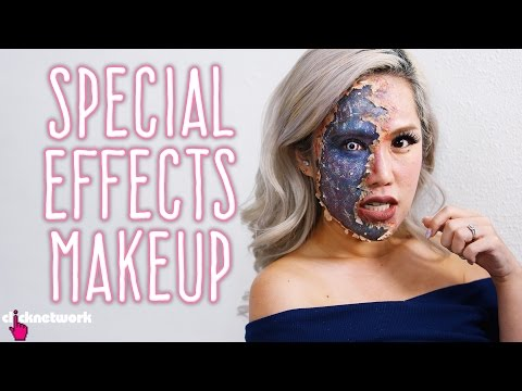 Special Effects Makeup - Xiaxue's Guide To Life: EP198