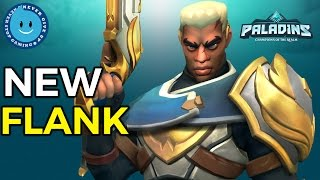 NEW FLANKER LEX (LAWMAN) ARRIVES! AN EXECUTE IN PALADINS?! (Paladins OB46)