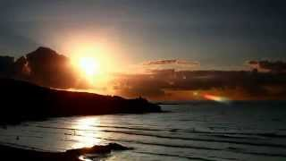 blshs test edit sunset rushes porthmeor st ives cornwall summer 2014