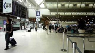 getlinkyoutube.com-成田空港第2ターミナル出発ロビーにて