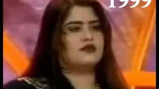 الفنانة شمس الكويتية قبل التجميل