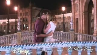 getlinkyoutube.com-Tutti i baci di Violetta e Leon | Violetta 1,2,3 HD
