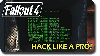 getlinkyoutube.com-Fallout 4 ► How to Hack like a PRO! (Hacking Tutorial)