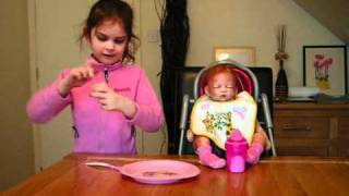 getlinkyoutube.com-Reborn Baby - Isabell - By Emily.wmv