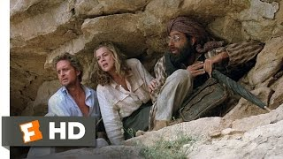 getlinkyoutube.com-The Jewel of the Nile (3/5) Movie CLIP - Eat Rock! (1985) HD