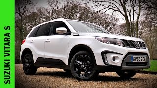 getlinkyoutube.com-Suzuki Vitara S Boosterjet Review