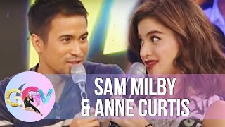 getlinkyoutube.com-Has Sam Milby really moved on from Anne Curtis?