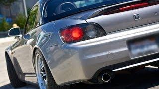 getlinkyoutube.com-How To: Honda S2000 Carbon Fiber Hardtop Installation