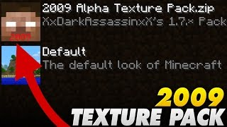 getlinkyoutube.com-2009 ALPHA TEXTURE PACK
