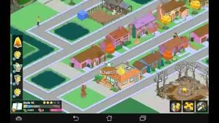 getlinkyoutube.com-Die Simpsons Spiel Donut Cheat