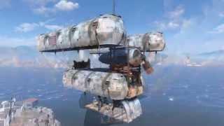 getlinkyoutube.com-Fallout 4 Airship