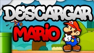 getlinkyoutube.com-Descargar Paper Mario para PC en Español