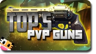 "getlinkyoutube.com-Destiny ""Top 5"" Guns in PvP (Top 5 Destiny Weapons)"