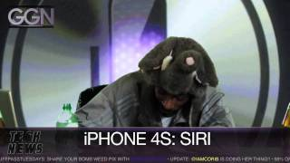 Snoop Dogg - Double G News Network S2 EP15 (Nemo Hoes vs. Siri)