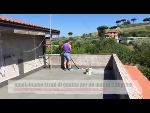 Come impermeabilizzare e coibentare un terrazzo tutto per casa - Impermeabilizzare il terrazzo ...