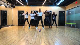 getlinkyoutube.com-EXID (이엑스아이디) - 아예 (Ah Yeah) Dance Practice Ver. (Mirrored)