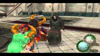 Resident Evil 4: Jecht Suplex / Pervert