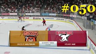 getlinkyoutube.com-Let's Play NHL 17 Saison-Modus (DEL) #050 - Grizzlys Wolfsburg