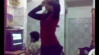 getlinkyoutube.com-رقص خيال على اغنية حبيبي ياعيني