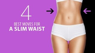getlinkyoutube.com-4 Best Exercises for a Slim Waist (TOUGH, BUT THEY WORK!!)