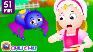 getlinkyoutube.com-Little Miss Muffet and Many More Nursery Rhymes & Kids Songs Collection | ChuChu TV