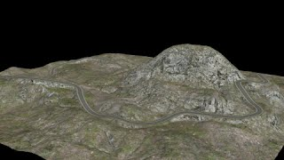 getlinkyoutube.com-Building complex road and terrain in 3ds max fast and easy