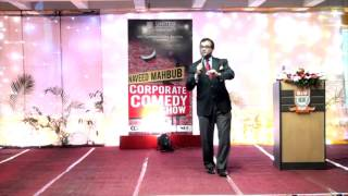 getlinkyoutube.com-Corporate Comedy Show: Naveed Mahbub at UIU, part 01