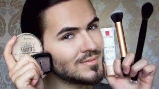 getlinkyoutube.com-Môj jednoduchý a rýchly make-up, aj pre mužov / My very simple and fast make-up, even for men !!!