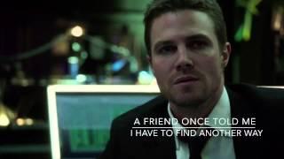 getlinkyoutube.com-Oliver Queen + Felicity Smoak: Alone