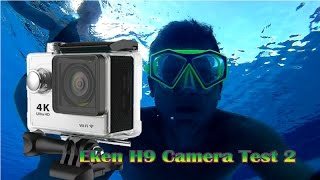 getlinkyoutube.com-Eken H9 Chinese ActionCam Camera Test-2  Daylight, Evening, Underwater & time Lapse Test