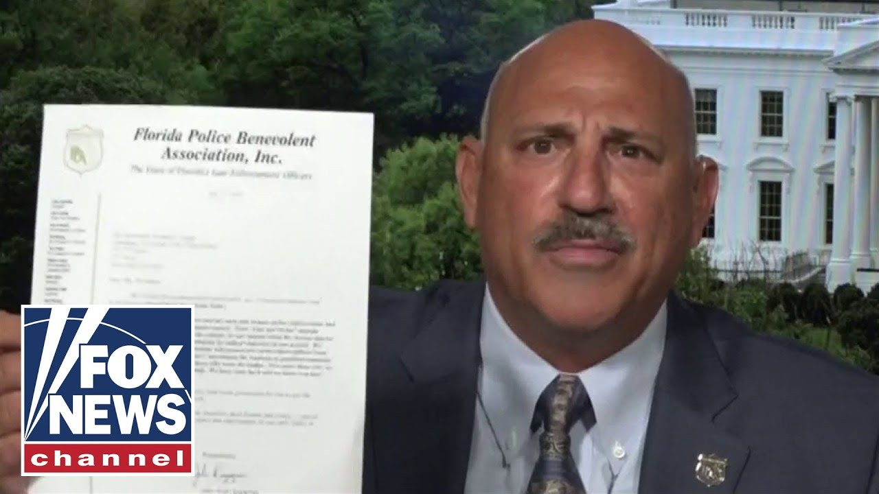 Largest Florida Police Union Backs Trump