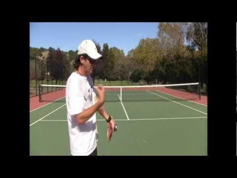 Two-Handed Backhand Tennis Grip Secrets