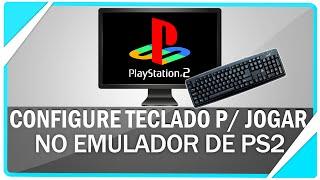 getlinkyoutube.com-Como configurar o teclado para jogar no emulador de PS2