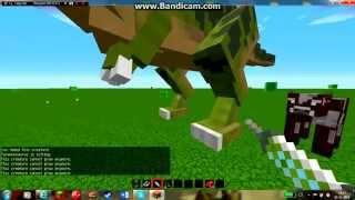 getlinkyoutube.com-Minecraft Jurassicraft mod updated 1.3.0