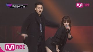 "getlinkyoutube.com-[Unpretty Rapstar] ep.07 : Jimin(지민) - ""Puss""(feat.Iron 아이언) @Seimi-Final"