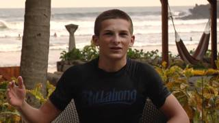 Mike Parsons w/ Cody Thompson (www.billabong.com/surfwithapro)