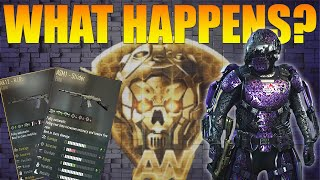 getlinkyoutube.com-COD AW: GRAND MASTER PRESTIGE - WHAT HAPPENS? ( Prestige Unlocks, Stats, and Gear!)