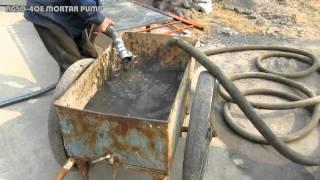 getlinkyoutube.com-www.zsme.cc ZMP50-40 Mortar pump(ZMP50-40砂浆泵)