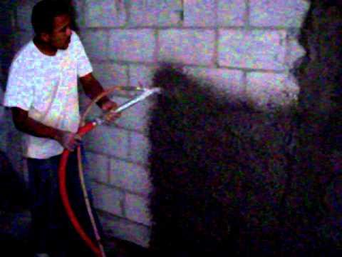 maqmex maquina para hacer aplanados de muros y techos